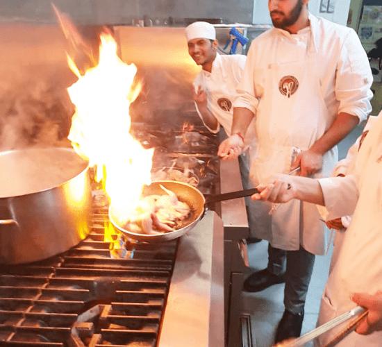 Cookery Hospitality Leadership Management Brisbane Sydney School College Gamma